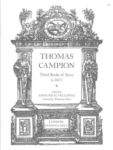 The Third Book of Ayres (c.1618)