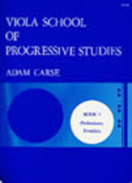 Viola School of Progressive Studies - Book 1