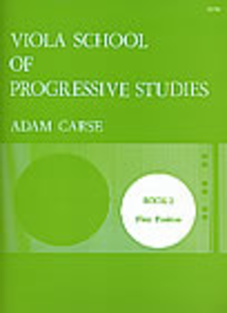 Viola School of Progressive Studies - Book 2