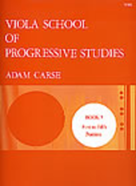 Viola School of Progressive Studies - Book 5