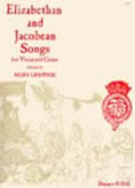 Elizabethan and Jacobean Songs