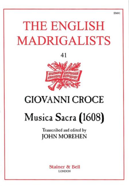 Musica Sacra (1608)