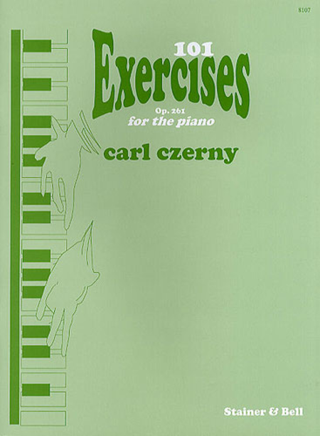 One Hundred and One Exercises, Op. 261