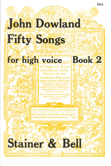 Fifty Songs - Book 2 (High Voice)