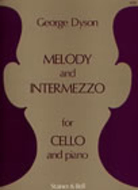 Two Short Pieces for Cello and Piano