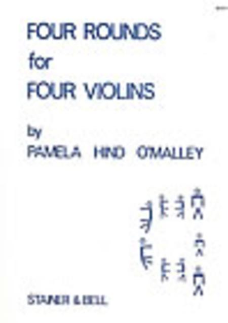 Four Rounds for Four Violins