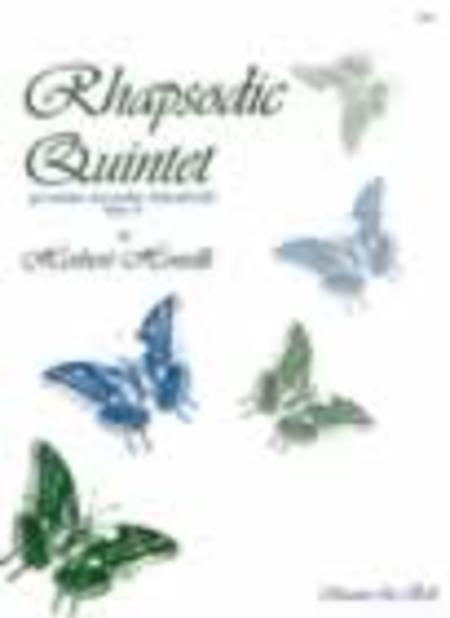 Rhapsodic Quintet, Op 31 (1917)