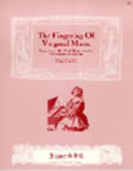 The Fingering of Virginal Music