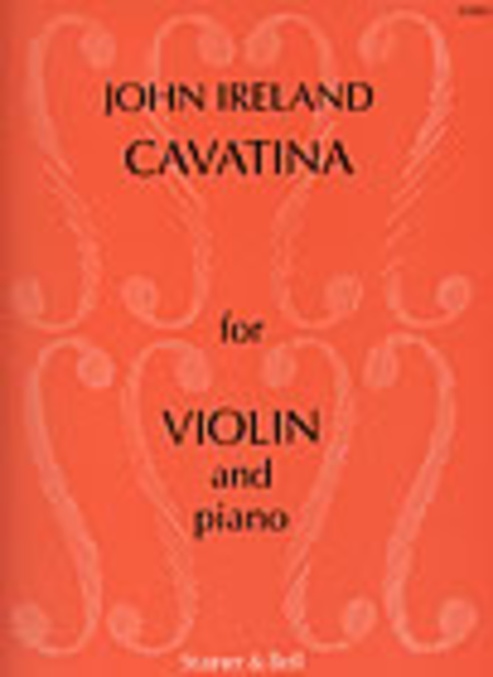 Cavatina for Violin and Piano