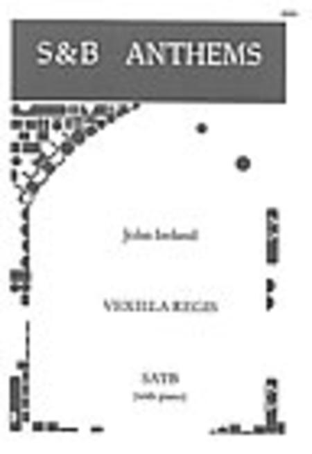 Vexilla Regis (Vocal Score)