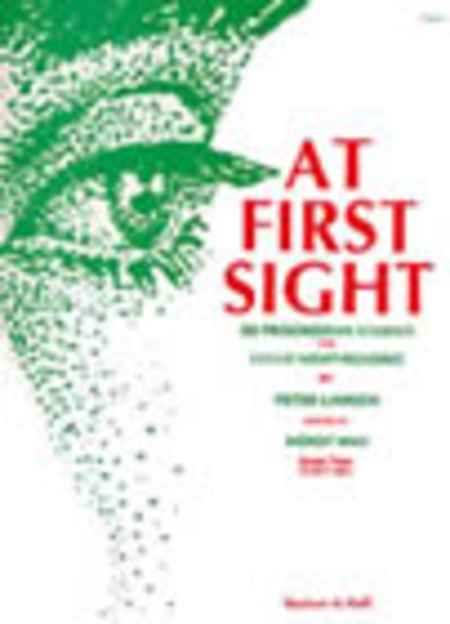 At First Sight - Book 2: 60 Progressive Pieces for Cello Sight-Reading, Grade 4 plus