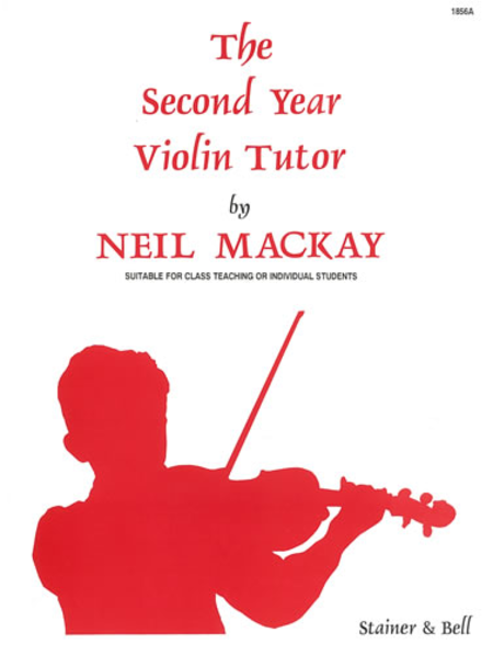 Second Year Violin Tutor