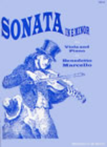 Sonata in E minor for Viola and Piano