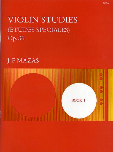 Studies, Op. 36 - Book 1