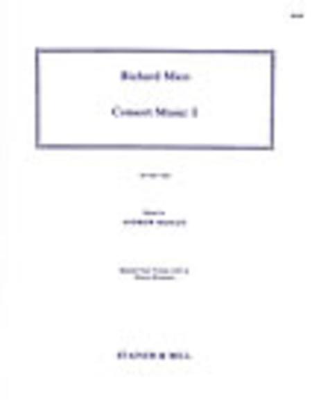 Consort Music - Set I for four Viols