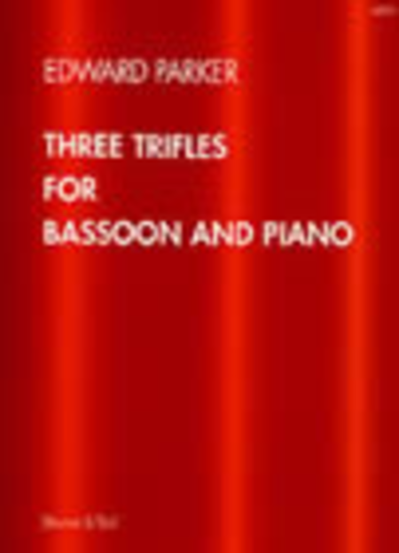 Three Trifles for Bassoon and Piano
