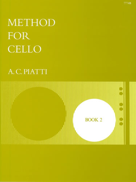 Cello Method: Book 2