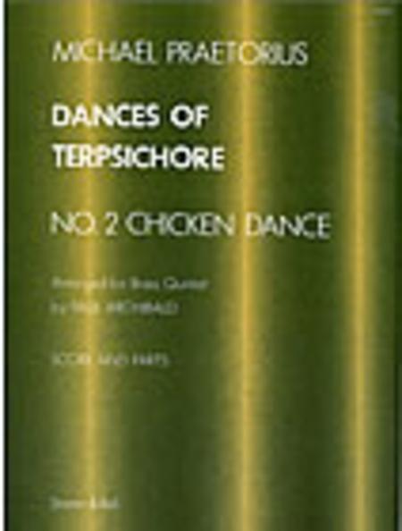 Dances of Terpsichore arranged for Brass Quintet