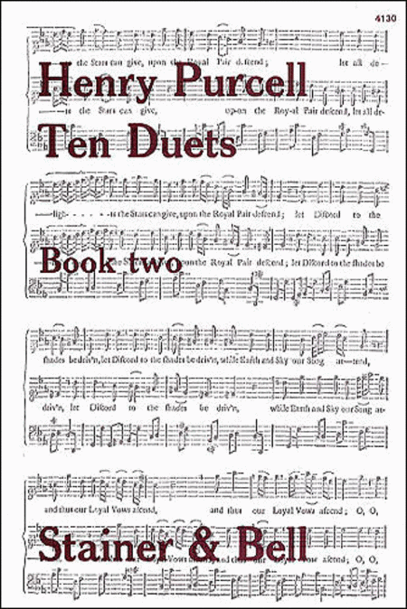Vocal Duets - Book 2