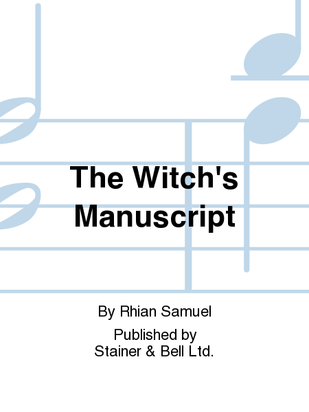The Witch's Manuscript