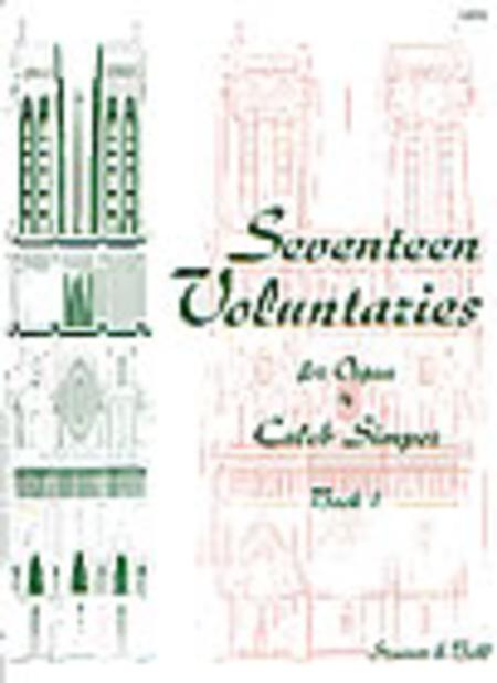 Seventeen Voluntaries - Book 1