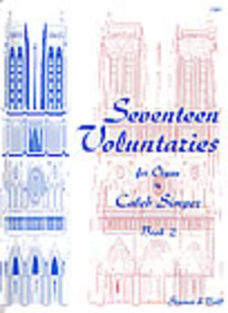 Seventeen Voluntaries - Book 2