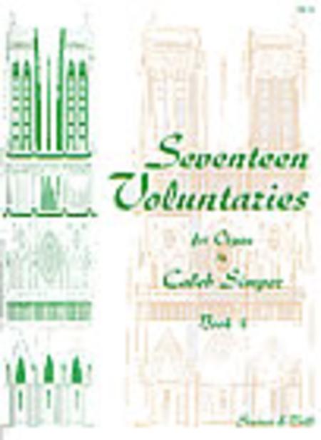 Seventeen Voluntaries - Book 4
