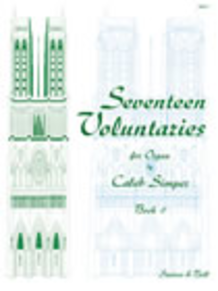 Seventeen Voluntaries - Book 8