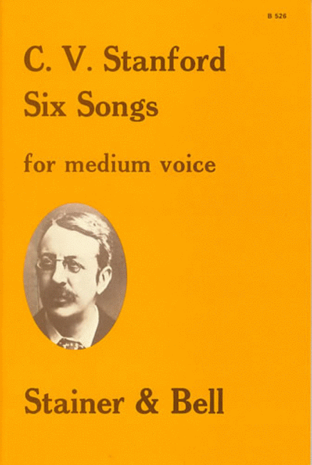 Six Songs for Medium Voice