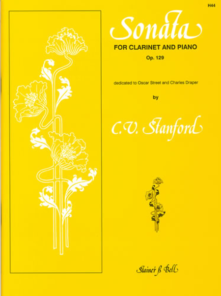 Sonata for Clarinet and Piano Op.129