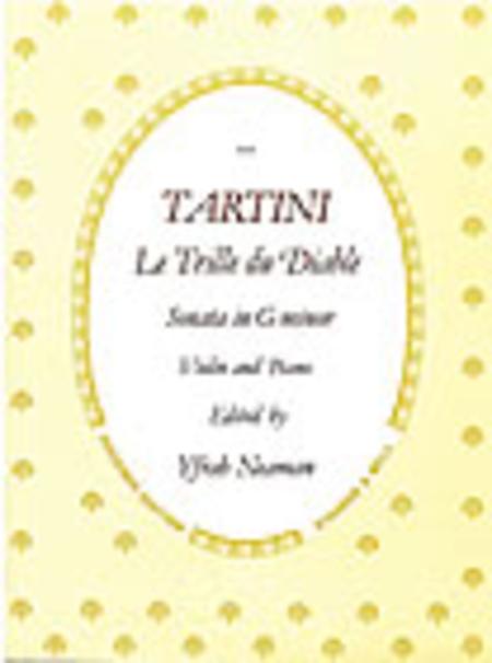 Le Trille du Diable (Sonata in G minor)