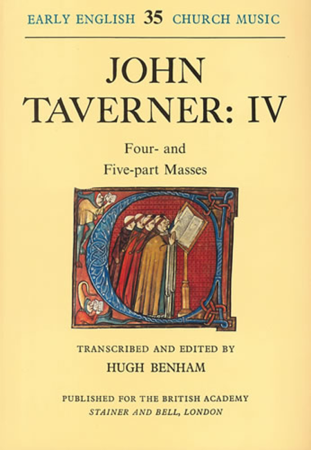 Four- and Five-Part Masses