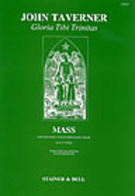 Gloria tibi trinitas (Mass)