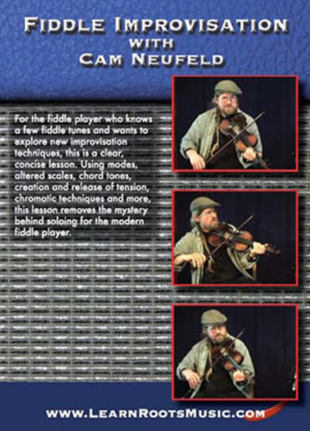 Fiddle Improvisation with Cam Neufeld