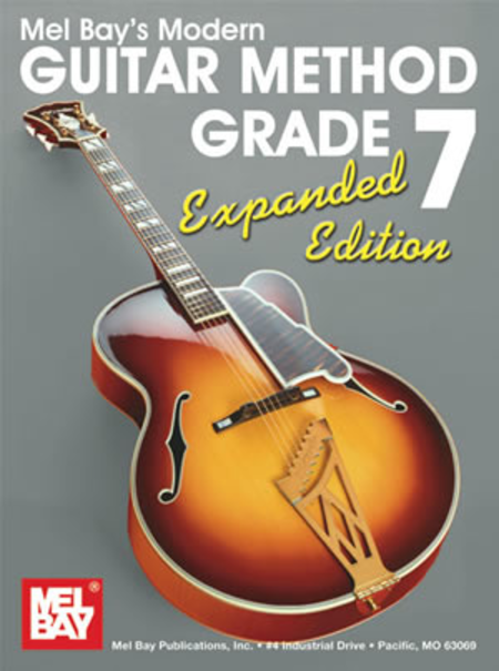 Modern Guitar Method Grade 7 - Expanded Edition