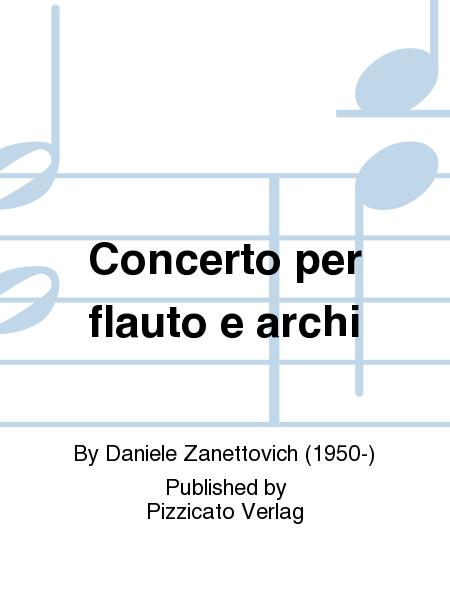 Concerto per flauto e archi