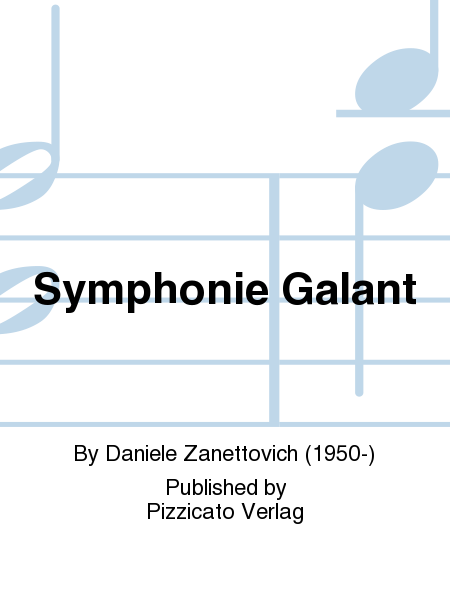 Symphonie Galant