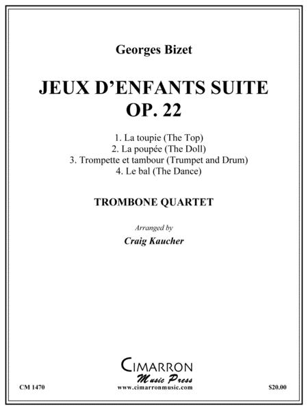 Jeux D'Enfants Suite, Op. 22