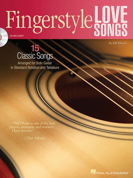 Fingerstyle Love Songs