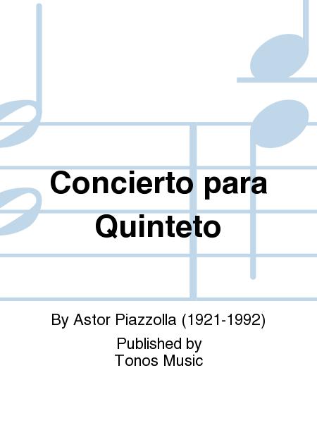 Concierto para Quinteto
