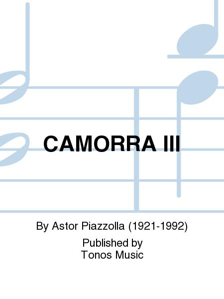 CAMORRA III