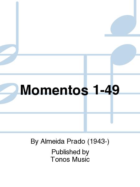 Momentos 1-49