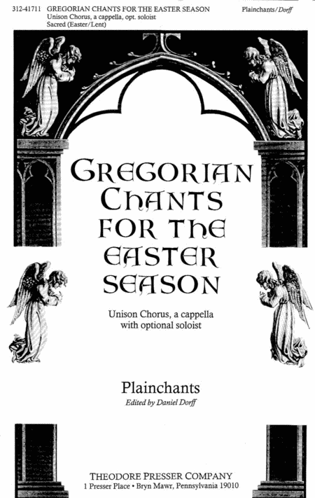 Gregorian Chants for the Easter Season