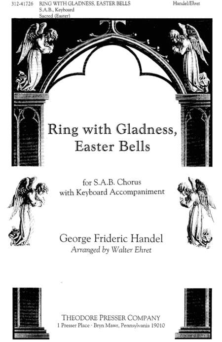 Ring with Gladness, Easter Bells