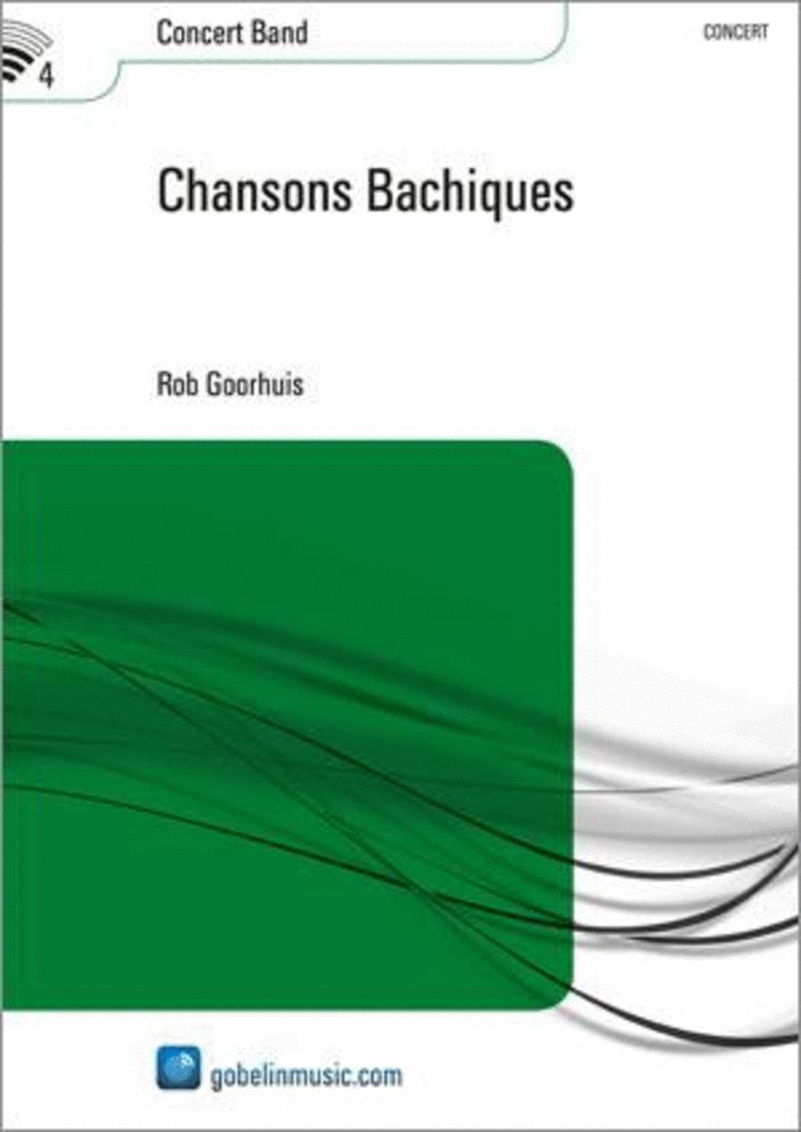 Chansons Bachiques