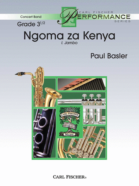 I. Jambo (from Ngoma Za Kenya)