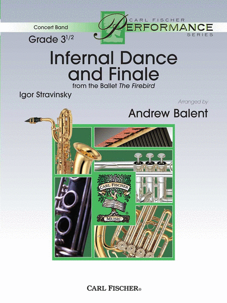 Infernal Dance and Finale (from the Ballet