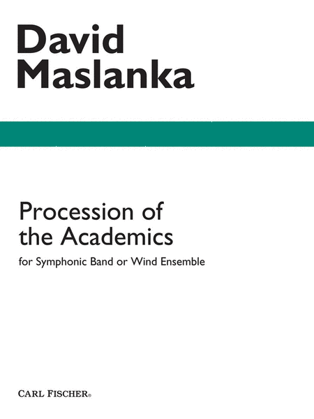 Procession of the Academics
