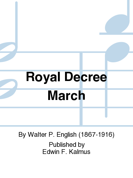 Royal Decree March