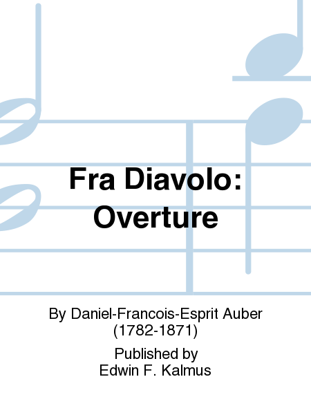 Fra Diavolo: Overture